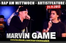 Artistfeature #16 Marvin Game - Heimatfeeling live