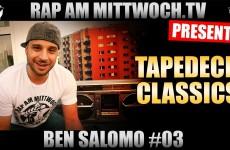 Tapedeck Classics mit Ben Salomo – 7 Jahre (Video)