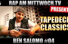 Tape-Classics-mit-Ben-Salomo-Kernfusion