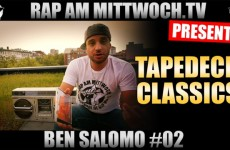 Tape-Classics-mit-Ben-Salomo-Rap-Game
