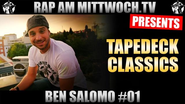 Tape-Classics-mit-Ben-Salomo-Rapmakkabär