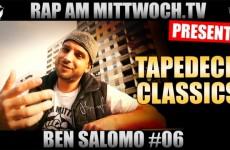 Tapedeck-Classics-mit-Ben-Salomo-Nach-wie-vor-Video
