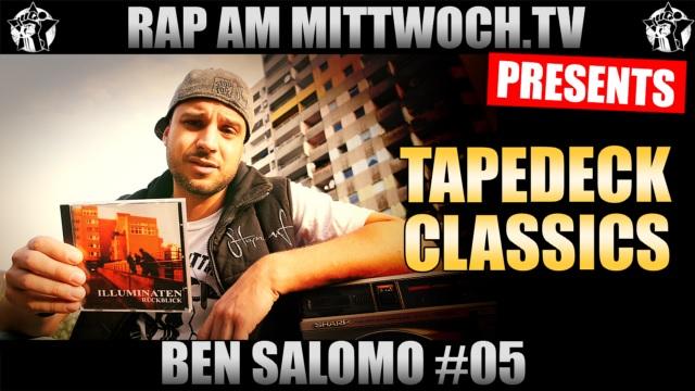 Tapedeck-Classics-mit-Ben-Salomo-Offensichtlich-Video