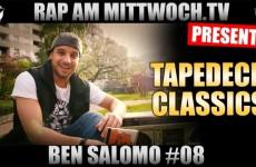 Tapedeck-Classics-mit-Ben-Salomo-Rebellion-Video