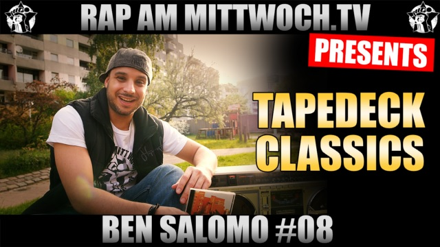 Tapedeck-Classics-mit-Ben-Salomo-Rebellion-Video