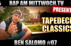 Tapedeck-Classics-mit-Ben-Salomo-Sei-realistisch-Video