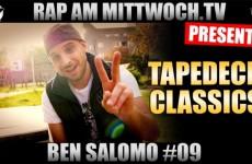 Tapedeck-Classics-mit-Ben-Salomo-Szenario-Video