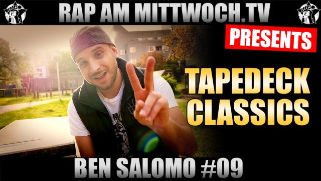 Tapedeck-Classics-mit-Ben-Salomo-Szenario-Video
