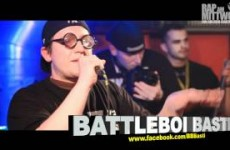 Artistfeature #04 Battleboi Basti - B-Time Massaka live