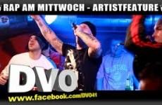 Artistfeature #07 DVO - Kreuz und quer - Klink aus live