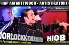 Artistfeature #08 Hiob und Morlockk Dilemma - Blankoscheck live