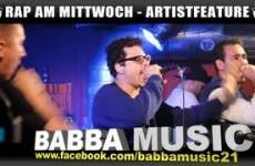 Artistfeature #10 Babba Music - Nein live
