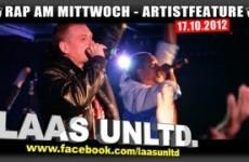 Artistfeature #12 Laas Unltd. - Headliner live