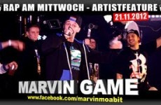 Artistfeature #15 Marvin Game feat. Main Moe - Nicht dein Typ live