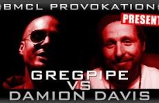 BMCL Provokation Gregpipe vs. Damion Davis