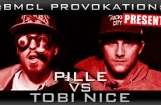 BMCL Provokation Pille vs Tobi Nice