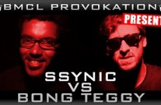 BMCL Provokation Ssynic vs. Bong Teggy