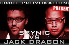 BMCL Provokation Ssynic vs. Jack Dragon