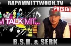Im Talk Mit B.S.H. & Serk
