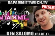 Im Talk Mit Ben Salom (Teil 1)