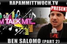 Im Talk Mit Ben Salomo (Teil 2)