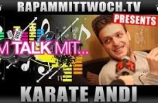 Im Talk Mit Karate Andi