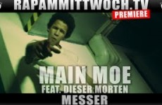 Main Moe & Dieser Morten - Messer