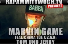 Marvin Game feat. Chima Ede & Z.a.K. - Tom & Jerry