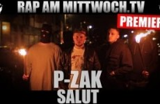 P-Zak feat. Qazid - Salut