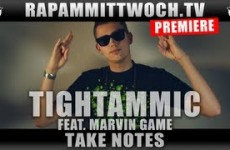 TightamMic feat. Marvin Game - Take Notes