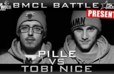 BMCL 19.11.2014 - Pille vs Tobi Nice