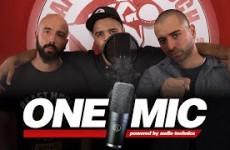One Mic #01 Tierstar, Jaysus & Crackaveli
