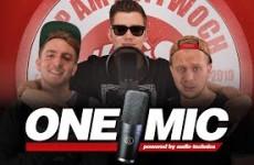 One Mic - Cence, Gozpel & Tighty - Beat by MRJAH