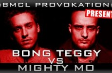 BMCL Provokation Bong Teggy vs Mighty Mo