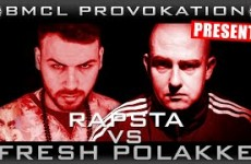 BMCL Provokation Rapsta vs Fresh Polakke