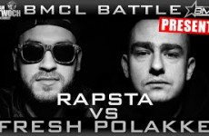 BMCL Rapsta vs Fresh Polakke (21.01.2015)