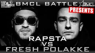 BMCL Rapsta vs Fresh Polakke (21.01.2015)