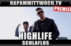 Highlife feat. Zalia & Dizzech - Schlaflos