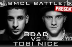 BMCL Bdad vs Tobi Nice (04.02.2015)