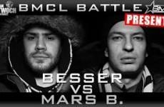 BMCL Besser vs Mars B.