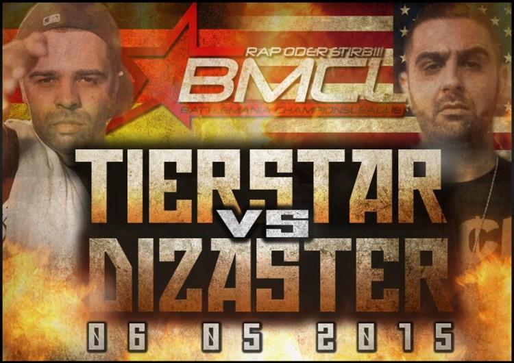 BMCL Tierstar vs Dizaster