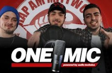 One Mic - Hayat, Prät Pitt & BRKN (Beat by Doem) 8