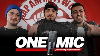 One Mic - Hayat, Prät Pitt & BRKN (Beat by Doem) 8