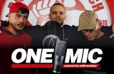 One Mic - Mighty Mo, Z & Capital (Beat by Die WG) #07