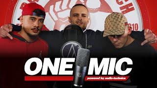 One Mic - Mighty Mo, Z & Capital (Beat by Die WG) #07