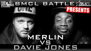 BMCL Merlin vs Davie Jones (18.03.2015)
