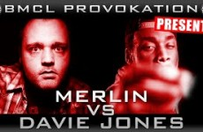 BMCL Provokation Merlin vs Davie Jones