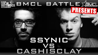 BMCL Ssynic vs Cashisclay
