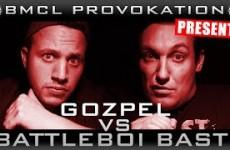 BMCL Provokation Gozpel vs Battleboi Basti