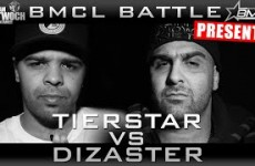 BMCL Tierstar vs Dizaster (06.05.2015)
